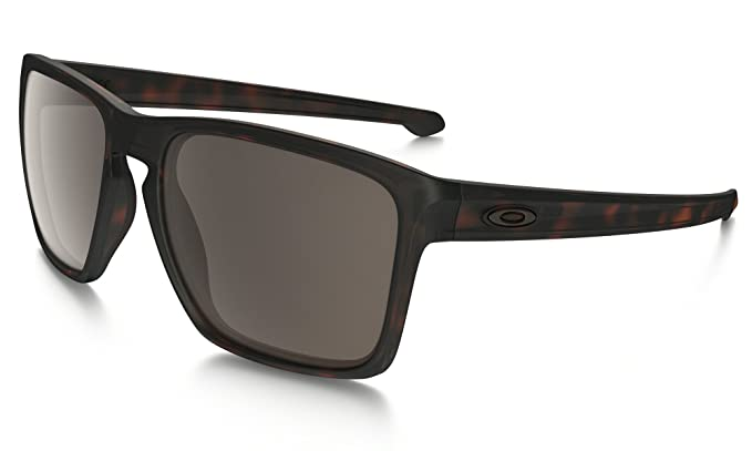 0fe2e9d86f1 Image Unavailable. Image not available for. Color  Oakley Sliver XL  Sunglasses Matte Brown Tortoise with Warm Grey Lens ...