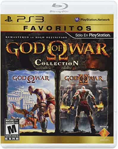 Amazon.com: PlayStation 3 God of War 1 & 2 Collection ...