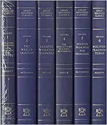 GREAT HOLINESS CLASSICS series Volumes 2, 3, 5 and 6 NAZARENE
