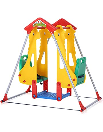 Baby Vivo Columpio para niños Interior y Aire Libre - Zoo
