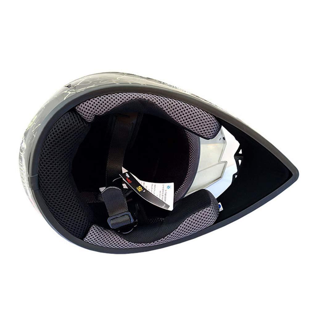 MRDEER/® Motocross Helm Motorradhelm Kit mit Handschuhe Maske Brille D.O.T Zertifizierung Unisex Off-Road-Helm Cross Helmet Schutzhelm f/ür Motorrad Crossbike Off Road