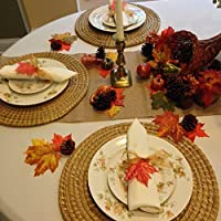 Thanksgiving Tablecloth and Napkins