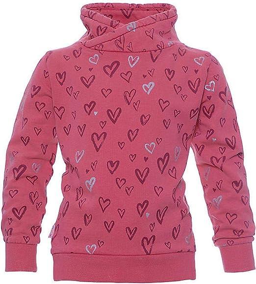 Winter Mädchen Kinder Rundhalsausschnitt Strick Pullover Jacke Sweatshirt