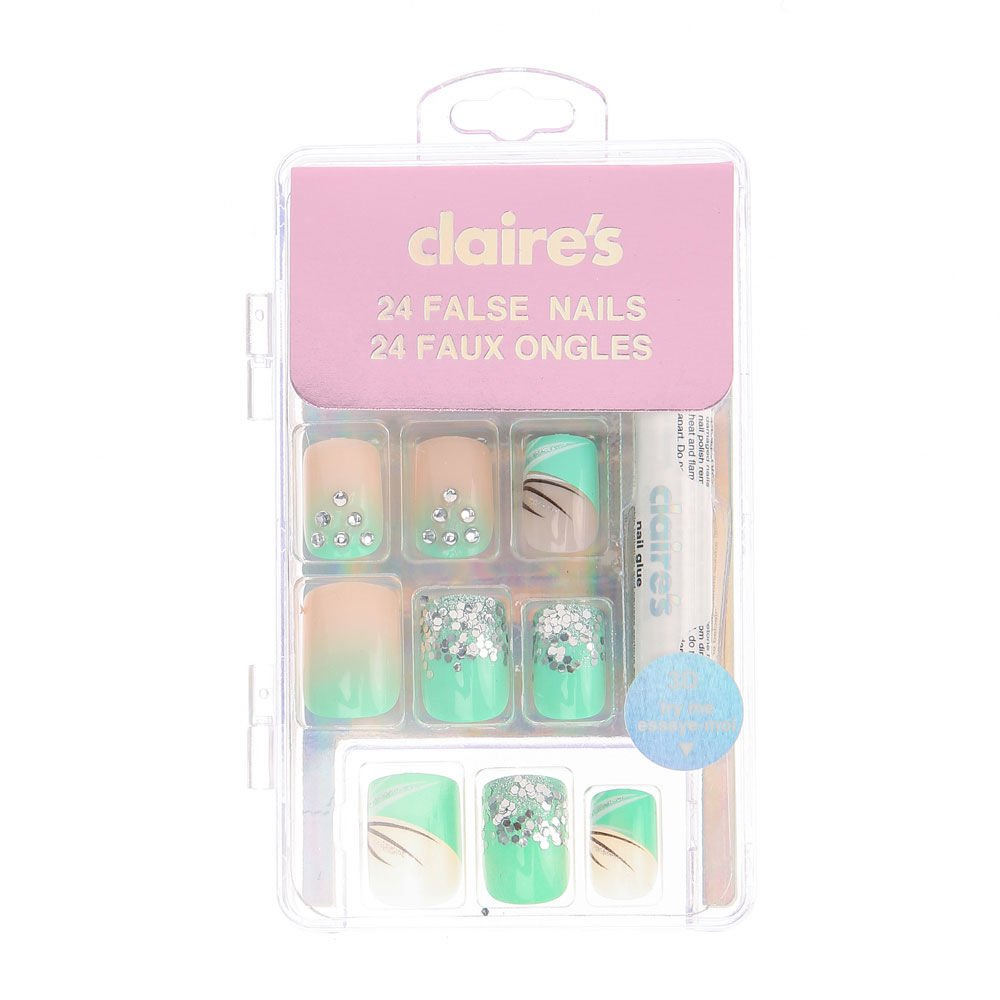Claire de para niña y mujer Ombre y falsas uñas: Amazon.es ...