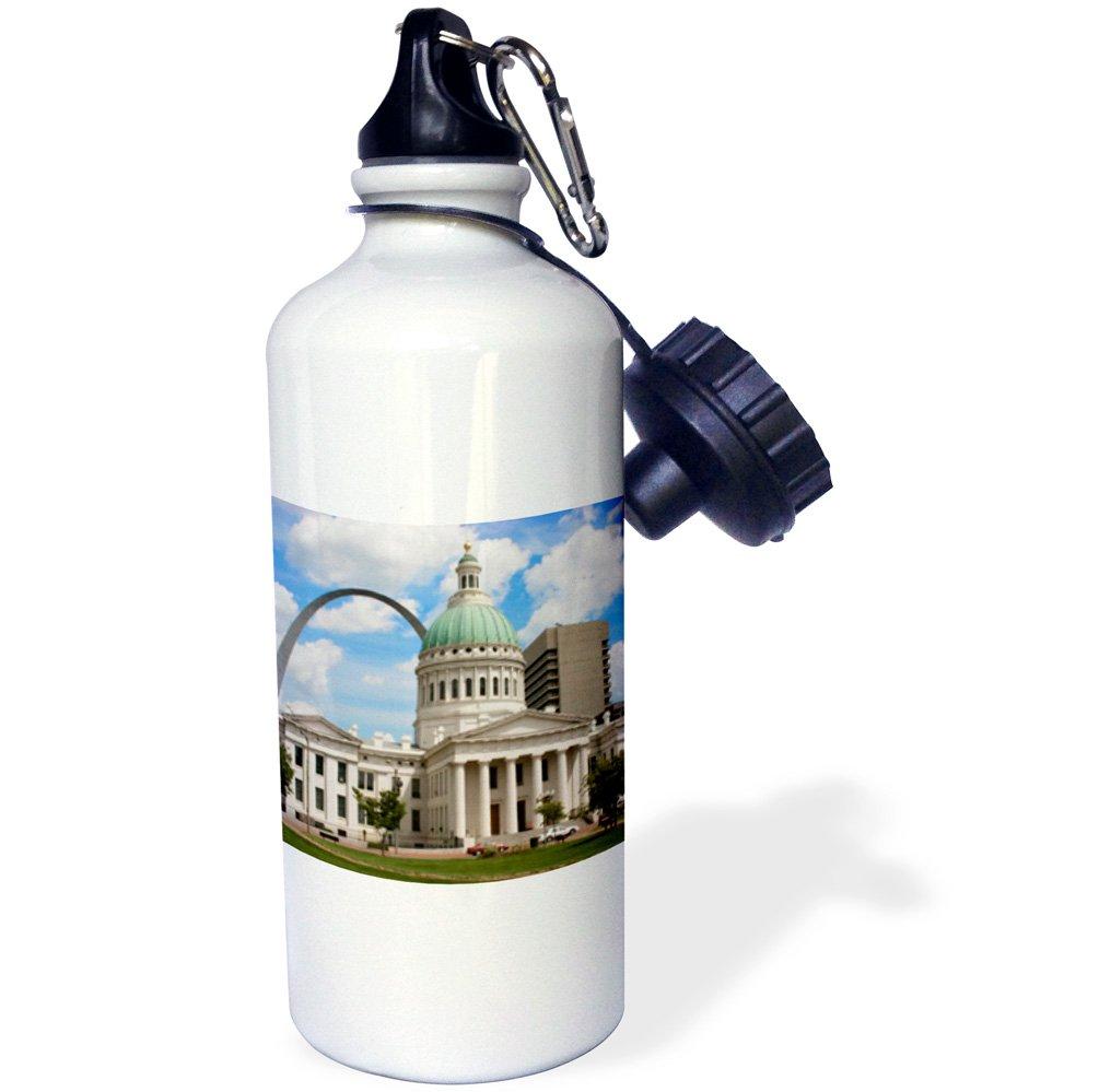 3D Rose 2 wb/_251187/_2 Flip Straw Water Bottle 21 oz