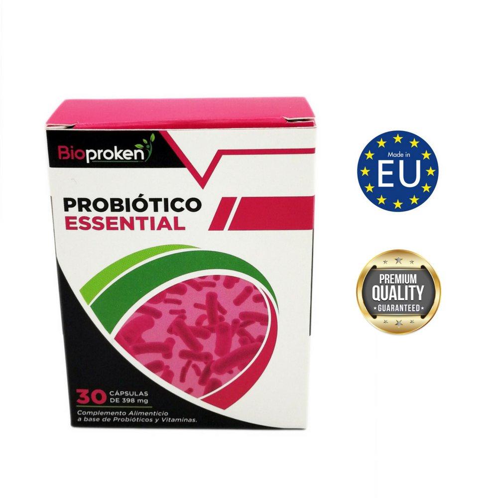 Probioticos 10 Mil Millones UFC Mezcla de Probioticos Intestinales Premium: Amazon.es: Salud y cuidado personal