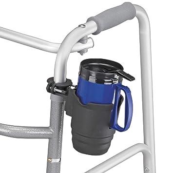 DMI 640-8188-0200 - Andador de ruedas de aluminio ligero con ...
