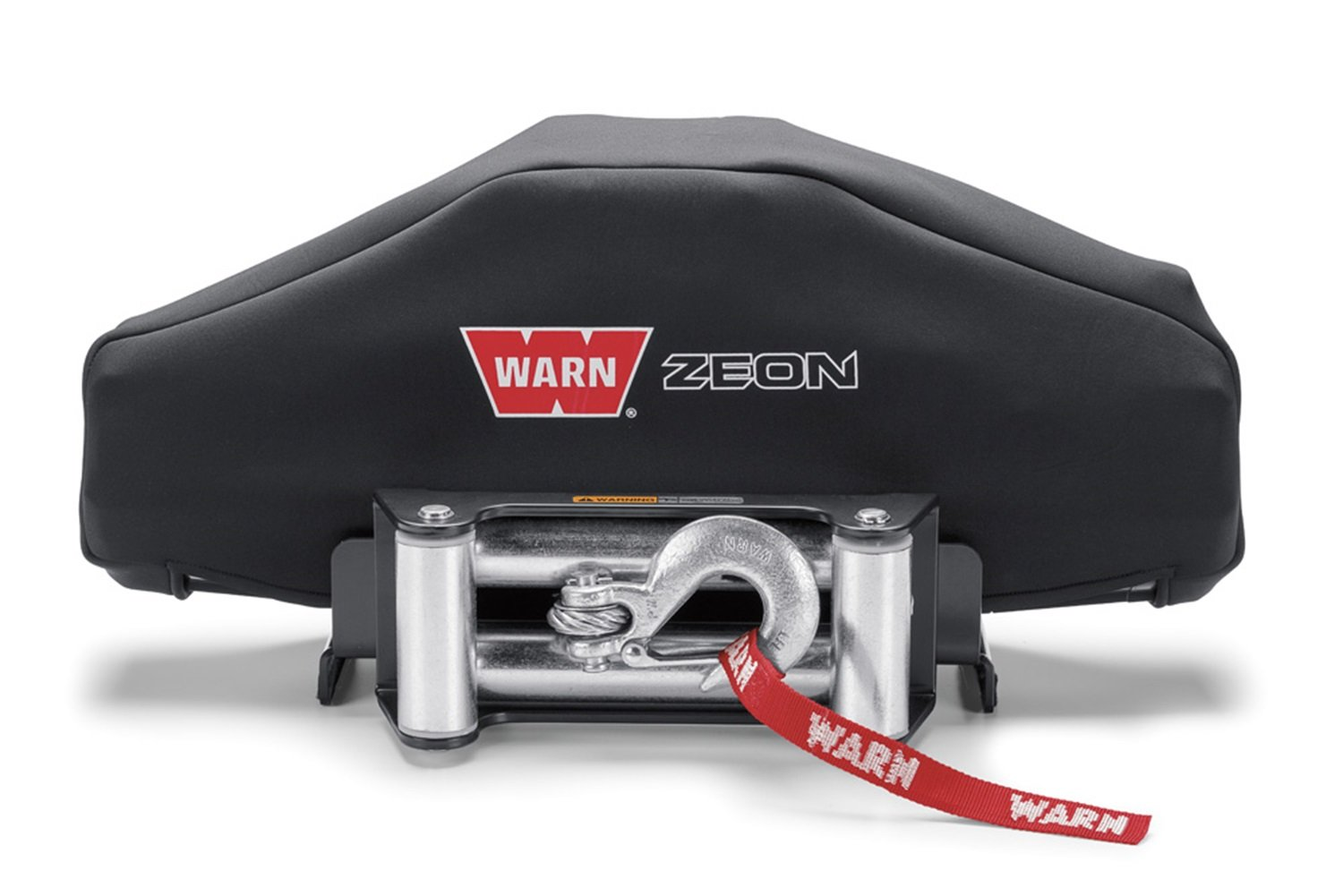 Warn 91415 Zeon Neoprene Cover, Fits: 8, 8, 10-S, 12 Winches by WARN