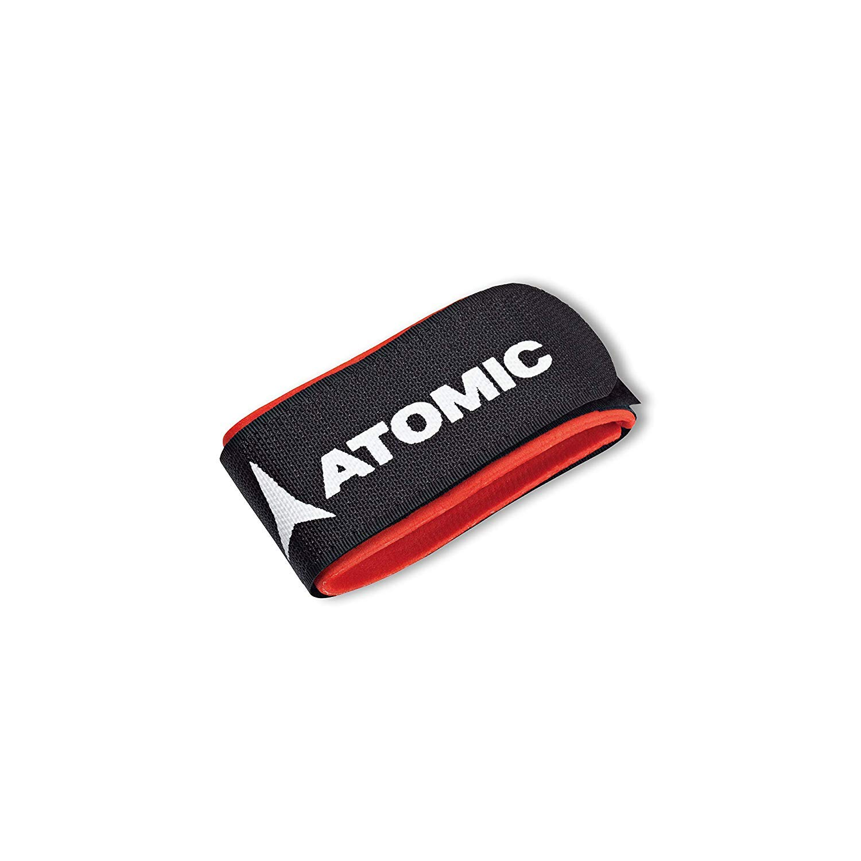 Atomic AL5044310 Sujeciones de esquí s, Economy Ski Fix, Unisex Adulto, Negro, Set de 10, 10 x 1 x 3, 5 cm