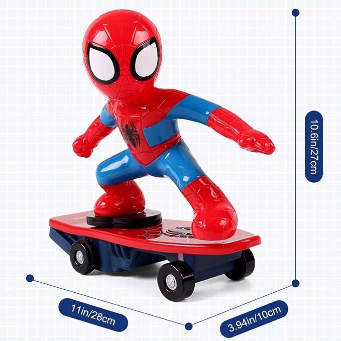Amazon.com: Jialansm - Patinete de acrobacias con control ...