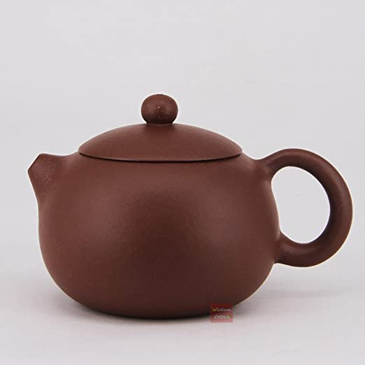 G70 Chinese Yixing zisha Clay teapot 260ml Hand-carved Xishi Purple sand Teapot