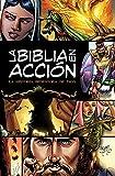 La Biblia en acción: The Action Bible-Spanish