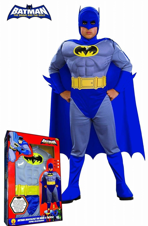Rubie 's – Kinder-Kostüm Batman musculoso B & B in Box (884526-l)
