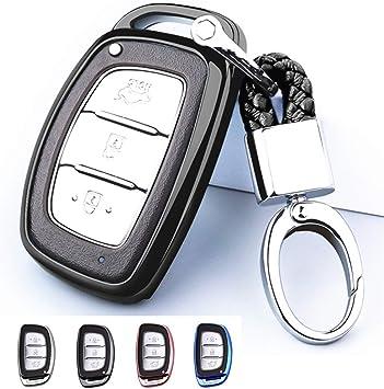 Zipper Purses Bags Case Keys Wallet Headphone Storage Cases Hyundai Key Chain SL