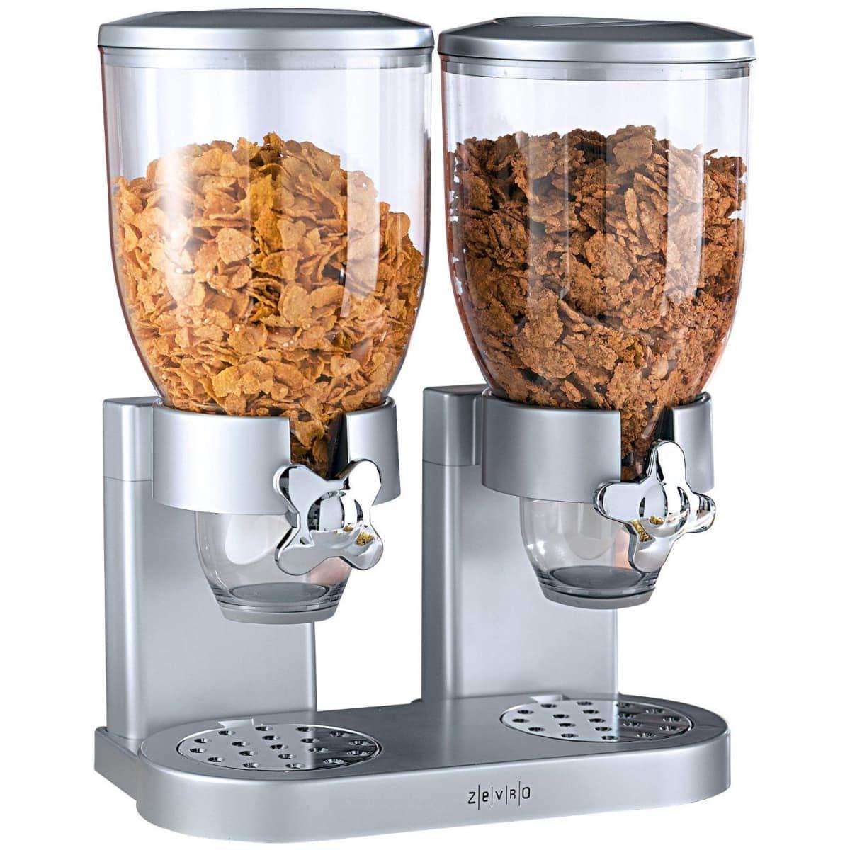 Erogatore müsli/Erogatore cerealiDouble, 2 contenitori, ca. 3,5 cad. PureDay