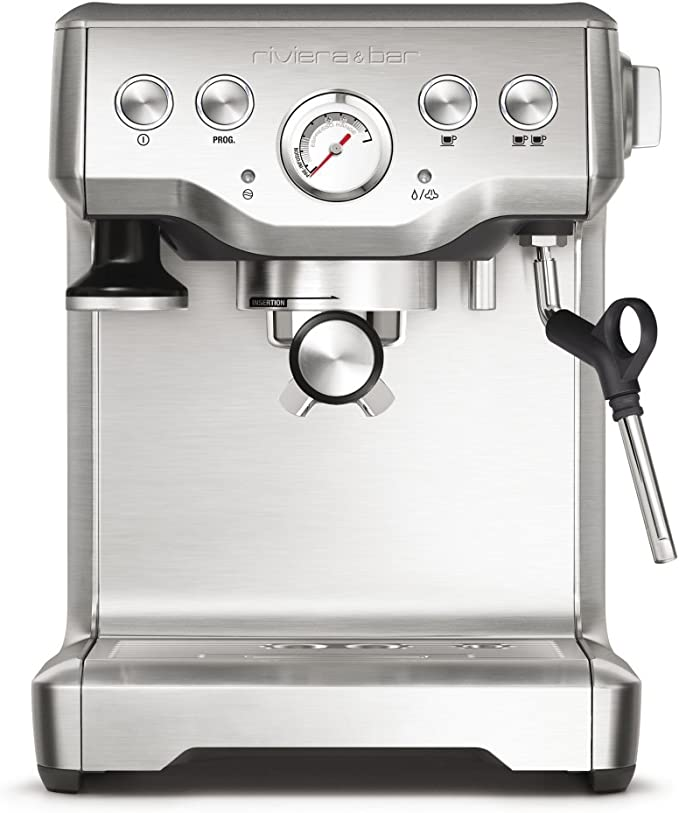Riviera & Bar CE830A – Cafetera de Expresso automática Pro: Amazon ...