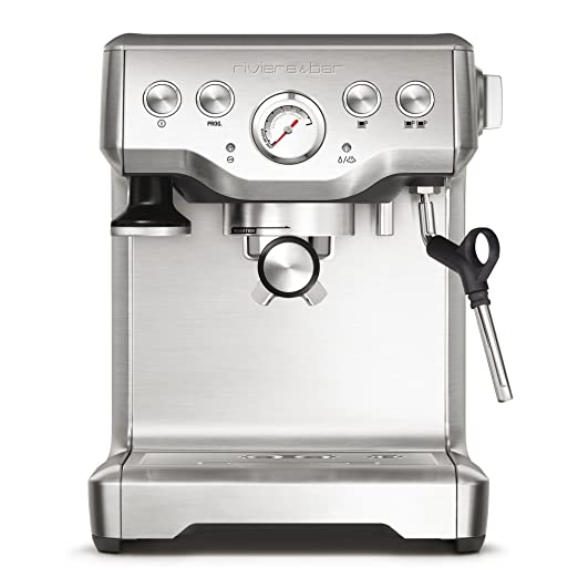 Riviera & Bar CE830A - Cafetera de Expresso automática Pro: Amazon ...