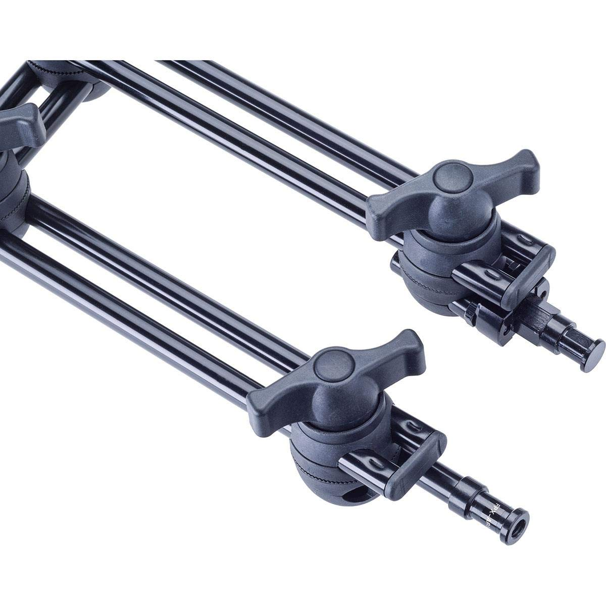 Flashpoint 3 Section Articulating Double Arm