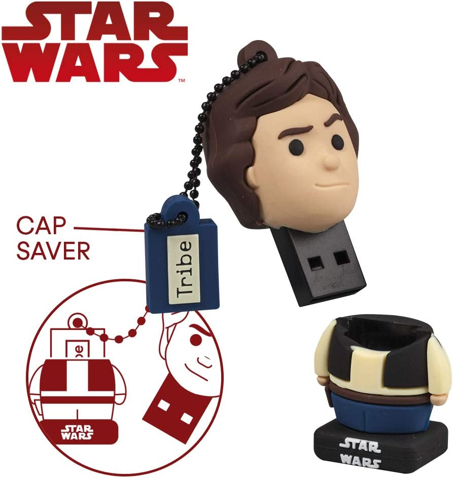 Original Star Wars Flash Drive 2.0 Tribe FD030708 USB stick 32 GB BB8 TLJ