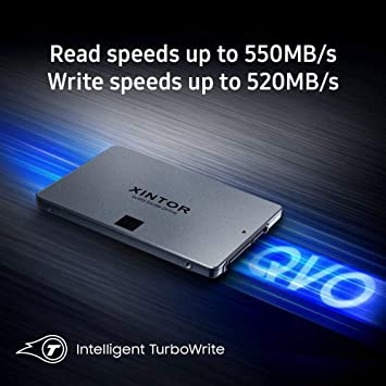 Unidades de Estado sólido XINTOR 2,5 SSD Interno SATA3 6 GB/s (60 ...