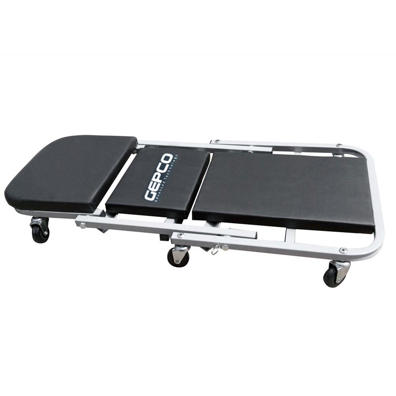 Roll tagliere officina per montaggio Roll Sedia a sdraio montaggio montaggio Sdraio + Sgabello GEPCO Advanced Technology