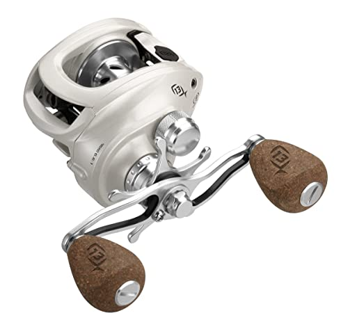 13 Fishing 8:1:1 Gear Ratio 9BB Beetlewing Sideplate