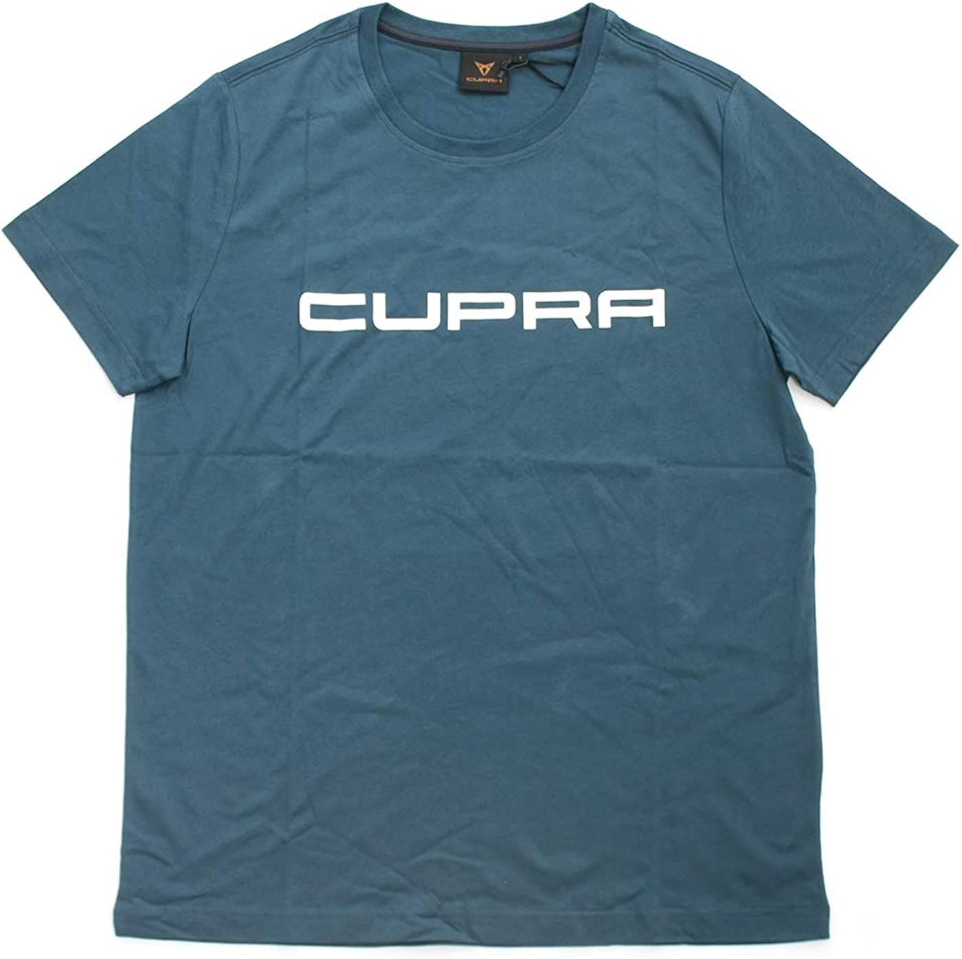 Seat 6H1084200EIBJ - Camiseta de Cuello Redondo con Texto ...