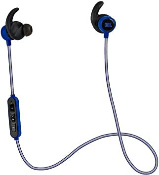 JBL Reflect Mini BT - Auriculares inalámbricos para smartphones y tablets Android/iOS (Bluetooth
