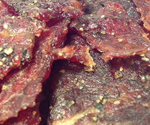 Hangover Joe's Aged Cured Premium USA Gourmet Beef Brisket Jerky
