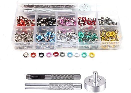 360 botones de resina con alicates de herramientas para ropa ...