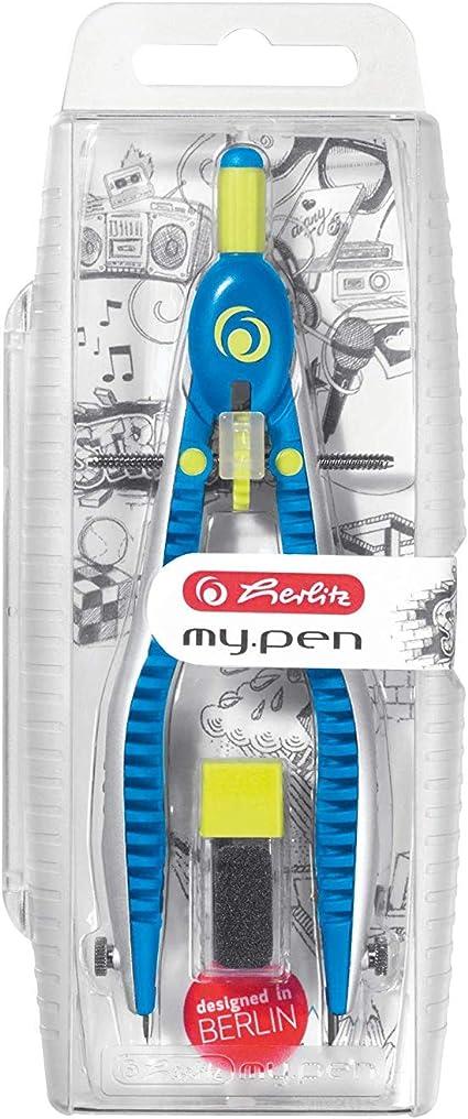 B/ürobedarf /& Schreibwaren Spielzeug Brunnen Schnellverstellzirkel