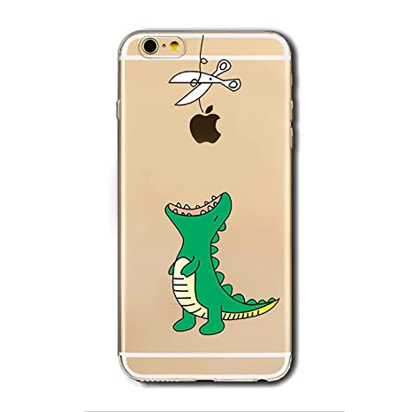 coque iphone 7 petit dinosaure