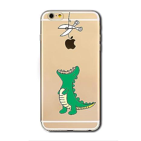 coque iphone 6 motif dinosaure