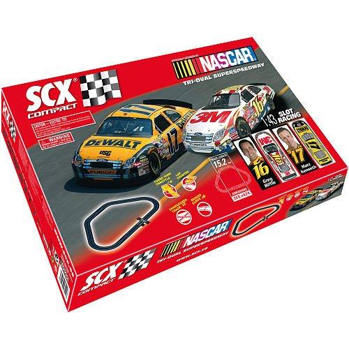 Racing Car Nascar Slot (SCX Compact Nascar Set 2008)