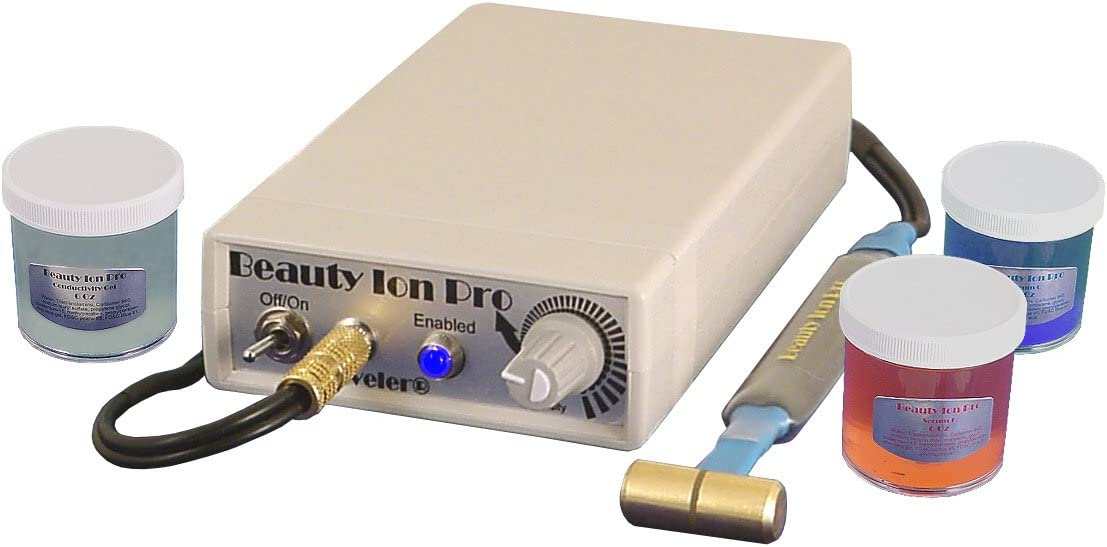 Beauty Ion Pro Traveler Galvanic Facelift, Eye, Neck Lift Microcurrent System: Health & Personal Care