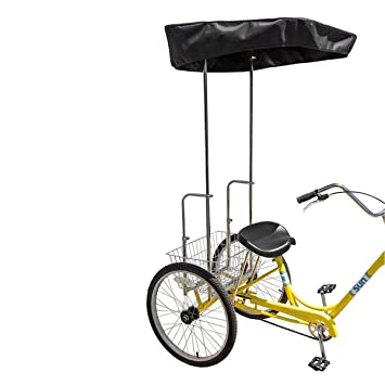 Trike Canopy 27x31u0026quot; Adjustable Height  sc 1 st  Amazon.com & Amazon.com : Trike Canopy 27x31