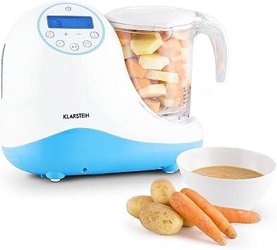 Klarstein Junior Chef - Robot de cocina (0,3 L, Azul, Blanco ...