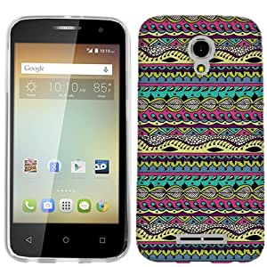 for ZTE Obsidian Tribal Phone Cover Case