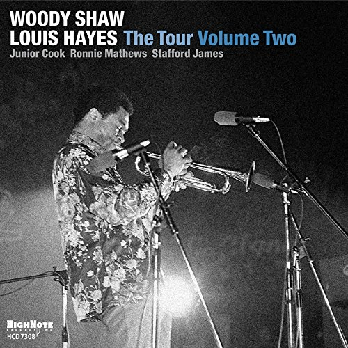 「TOUR - VOLUME TWO WOODY SHAW」の画像検索結果