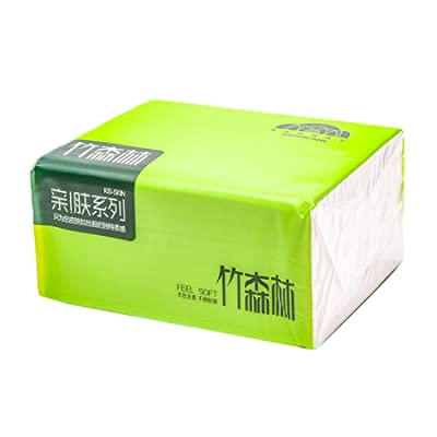 1 Pack of Soft Log Tissues Paper Towels suits for Baby Kids Household Bath Tissue 282 Sheets Four Layers Breathable Household napkins: Kitchen & Dining
