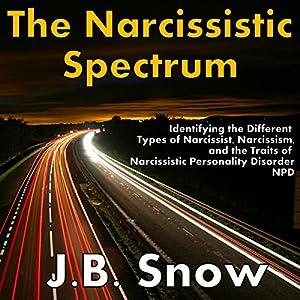 The Narcissistic Spectrum Audiobook