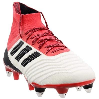 739c515e365ef Amazon.com | adidas Mens Predator 18.1 Soft Ground Soccer Athletic ...