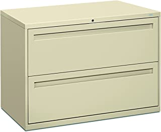 product image for HON 792LL 700 Series 42 by 19-1/4-Inch 2-Drawer Lateral File, Putty
