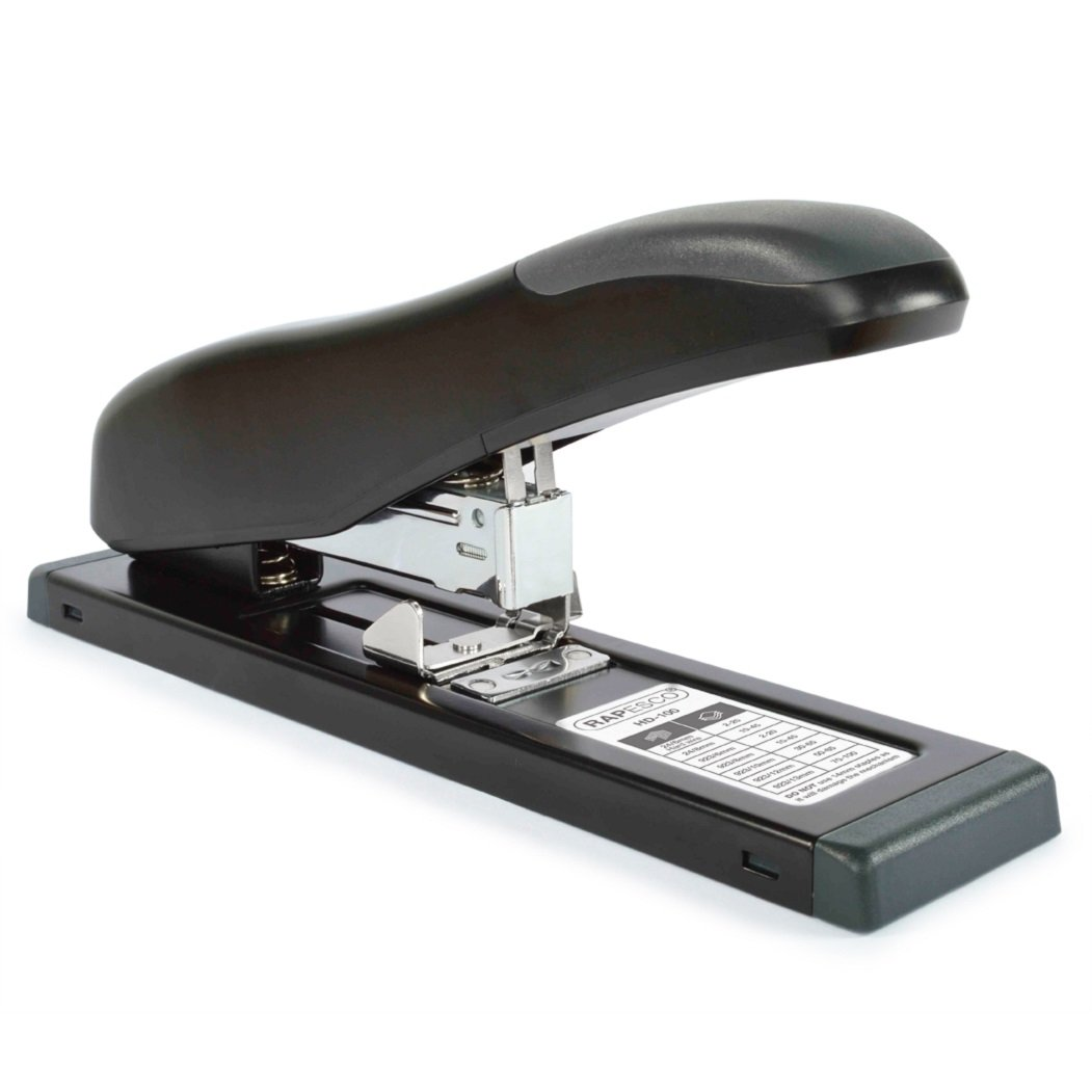 Rapesco Heavy Duty Stapler, HD-100, 100 Sheet Capacity