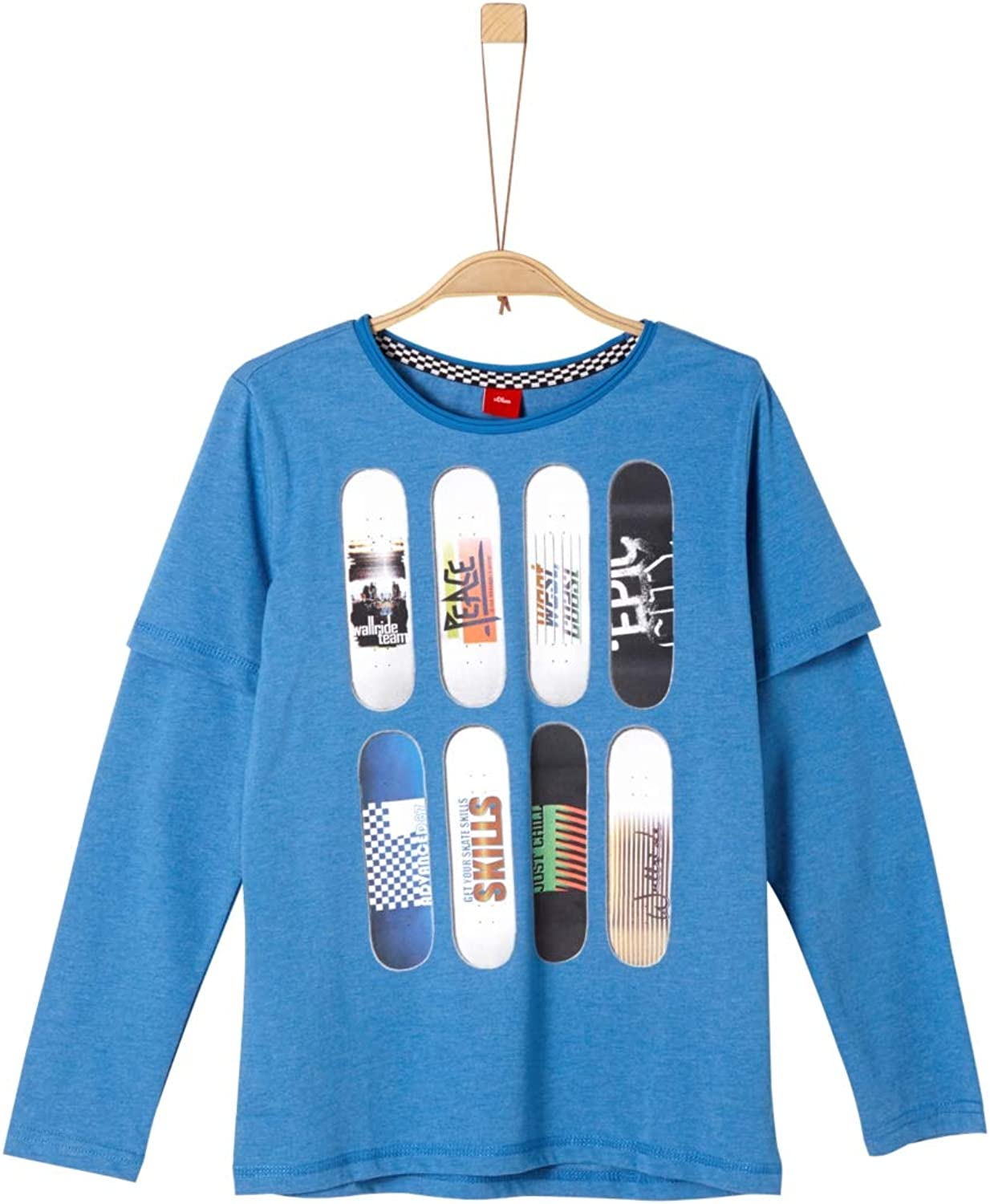 s.Oliver Boys Long Sleeve Top