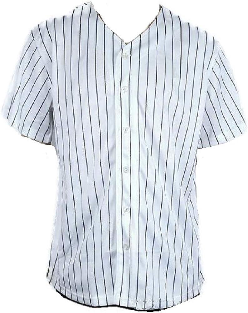 Furies Style Striped Baseball Jersey
