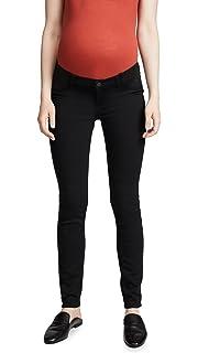 18080111377ac Amazon.com: J Brand Women's Mama J Maternity Super Skinny Jeans ...
