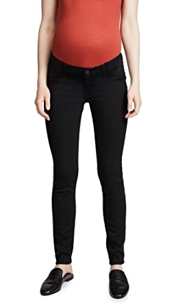 3d8b23f3742db J Brand Women's Mama J Super Skinny Maternity Jeans, Seriously Black, ...