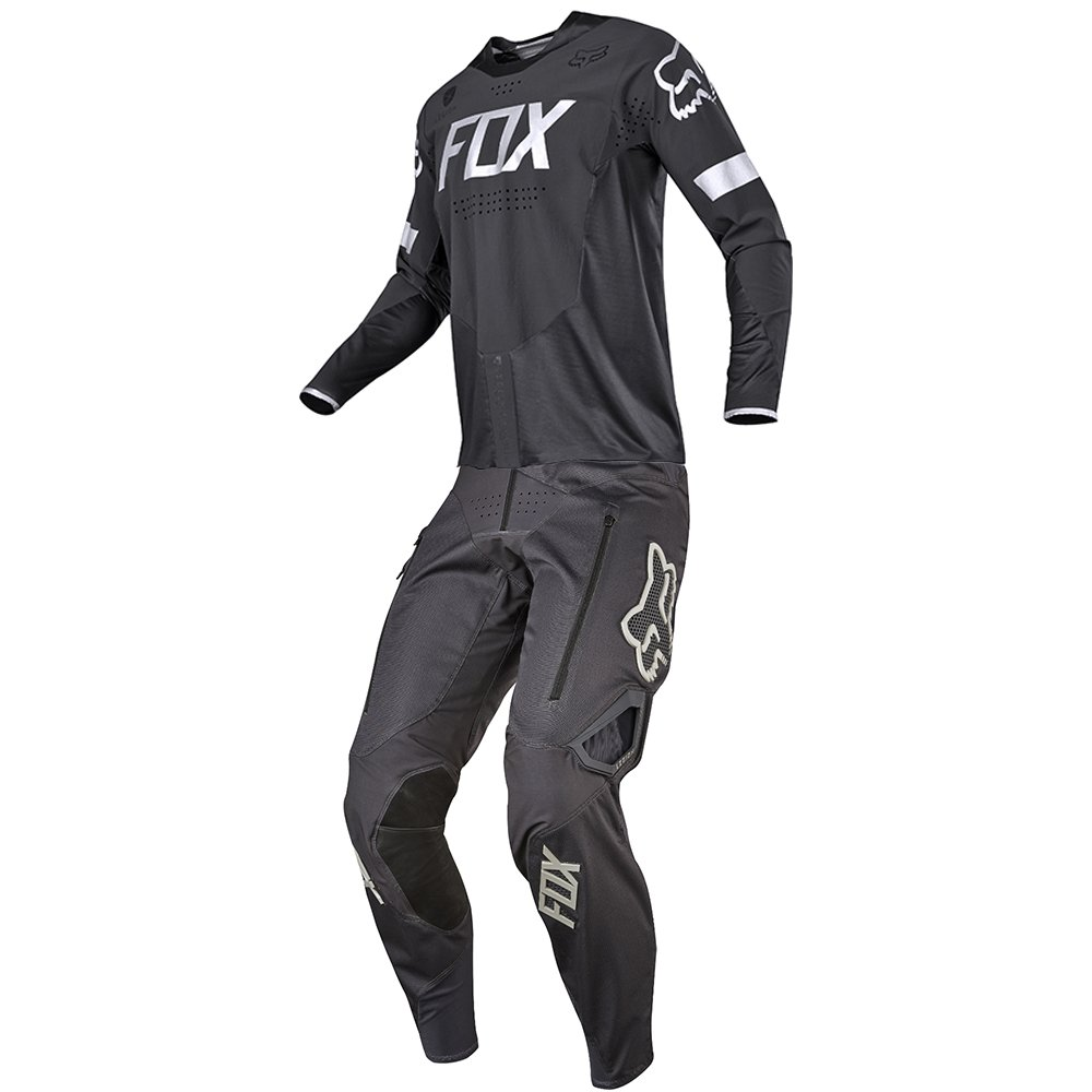 Fox Racing - Legion Offroad Charcoal Jersey/Pant Combo - Size MEDIUM/32W