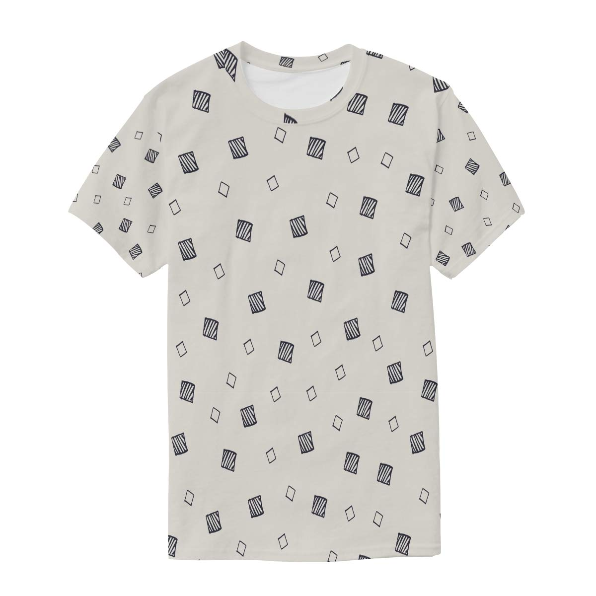 omniscient Mens Luxury Floral Dress Shirt Casual Printed Button Down Dress Shirt